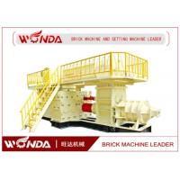 Wholesale Alloy Structure Auto Clay Mud Brick Making Machine Easy Operation CE Certificated from china suppliers
