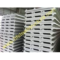 Wholesale Building Material Light Weight Fireproof Metal Roofing Sheets EPS Sandwich Panels from china suppliers