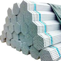 Wholesale 12 Foot Galvanized Steel Pipe Round from china suppliers