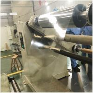 China Blue Transparent PET APET Plastic Film Rolls Transparent PET plastic sheet rolls for thermoforming on sale