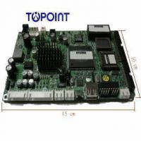 Wholesale 4 CH GPS JPEG2000 Mobile DVR Board (Ultra-compact Version) from china suppliers