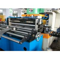 Galvanized Steel Cable Tray Manufacturing Machine 75KW PLC Control System