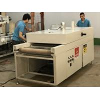 Quality Non Woven Fabric Printing Machine For Conveyor Belt Dryer  /  Large IR Conveyor Dryer Oven For LGP for sale