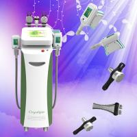 China 2014 Newly-designed!!! The most featured Cryolipolysis Slimming Instrument Green Vertical wholesale