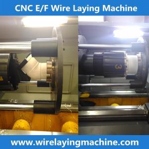 CX-630/1200ZF Wire Laying Machine ,electro fusion wire laying machine