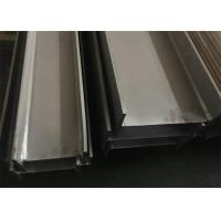Wholesale Hot Rolled Structural Rolled Steel Profiles , 304 316L Pickling Blasting Surface Stainless Steel Bar from china suppliers