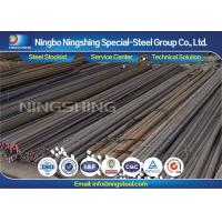 Wholesale ST44-2 / S275JR / 1.0044 Carbon Steel Round Bar Black / Peeled Steel from china suppliers