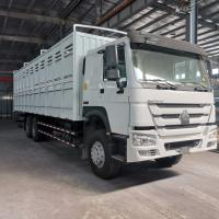 Wholesale White SINOTRUK HOWO 6X4 Heavy Cargo Truck Euro II Emission Standard from china suppliers