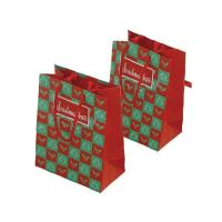 Wholesale 157gsm C1S paper shopping bag,  2C / 3C Ivory board Coloured Paper Bags With Handles from china suppliers