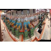 Buy cheap Electric Control Deformed Bar Hot Rolling Mill With CE Certificate from wholesalers