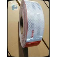 Wholesale Dot Approved Diamond Grade Reflective Tape For Cars 6 Inch Micro Prismatic Grade from china suppliers