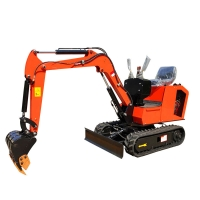 Wholesale Mini Bucket Rotating Excavator Digger For Farms from china suppliers