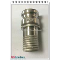 """Wholesale new product 316 stainless steel screw camlock quick coupling size 2"""" type E from china suppliers"""