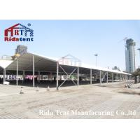 Buy cheap Racing Event Waterproof Event Tent With High Hardness Aluminum Material from wholesalers