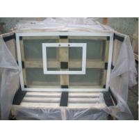 China Toughened Glass Basketball backboard 12mm wholesale