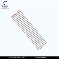 Wholesale stainless steel welding rod in welding rods WC20 Tig Tungsten electrode from china suppliers