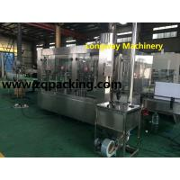Wholesale Chinese 3L-5L big bottle Purified water filling machine 3 in 1 structure from china suppliers