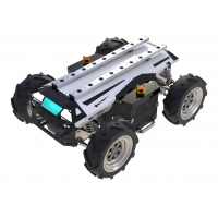 Wholesale Wireless Control RLSDP 2.0 IP65 4 Wheel Robot Chassis from china suppliers