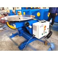 Buy cheap Automatic Pipe Welding Positioners With Hand Control Box 1300 lbs Capacity from wholesalers