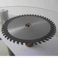 China Tungsten Carbide Tipped Circular Saw Blades For Cutting Wood/Aluminum on sale