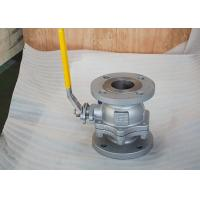 Wholesale 2PC Floating Type Full Bore Split Body Ball Valve PTFE Seat DN65 ANSI150LB from china suppliers