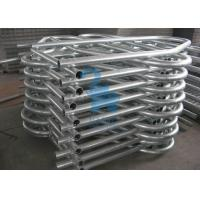 China 8pcs Clamps Fence Line Feeder Panels , Cattle Head Gates Corrosion Resistance wholesale