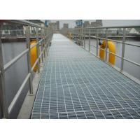 Wholesale Driveway Galvanized Steel Grating For Construction Welded Steel Material from china suppliers