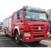 Wholesale 6 Wheels Multi Functional Rescue Fire Truck For Fire Fighting Or Landscaping from china suppliers
