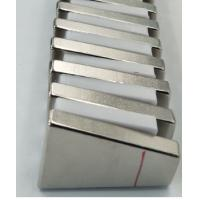 Wholesale Trapezoid Shaped N52 Industrial Neodymium Magnets Strong High Working Temperature from china suppliers