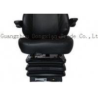 Wholesale Kobelco Wheel Excavator Spare Parts Seat Adjustable PVC Seat with Headrest Armrest from china suppliers