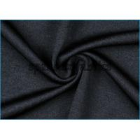 Space dyed milk silk supplex lycra fabric black knitted for Lycra space fabric