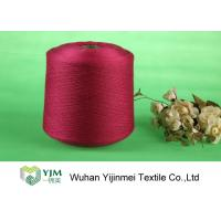 Wholesale High Tenacity Ring Spun Bright Virgin Dyed Polyester Yarn 100% Polyester Color Dyeing from china suppliers