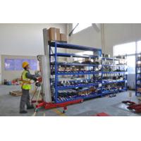 Buy cheap Pneumatic Hydraulic Manual Material Lift for Hotel / Resturant / Hotel Exhibition Hall from wholesalers