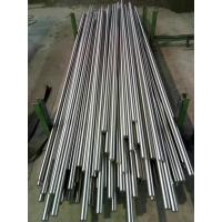Wholesale Industrial Hastelloy C276 Welding Rod , Hastelloy C276 Round Bar For Chemical Processing from china suppliers