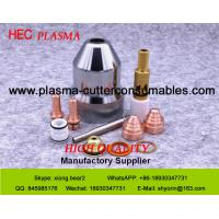 Buy cheap Plasma Cutting Consumables For Komatsu Plasma Cutter Machine Consumables from wholesalers