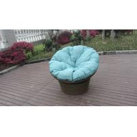 China All Weather Cane / Resin Wicker Rocking Chair For Living Room wholesale