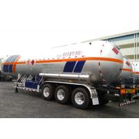 Wholesale 61000L LPG Tank Trailer With 3 Axles , Petroleum Gas Lorry Semi Trailer from china suppliers