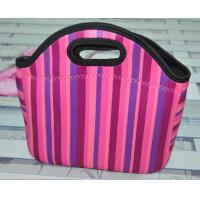Wholesale manufacturer of Low price discount foldable thermal SBR lunch tote box case from china suppliers