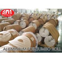 Wholesale Container Aluminium Foil Raw Material , Aluminum Sheet Roll  60cm*30 Micron Size from china suppliers