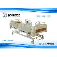 China Three Functions Electric Care Bed KJW-D337PZ wholesale