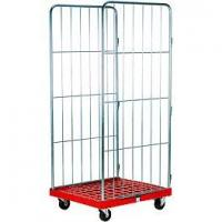 Warehouse U type Roll Container/cage
