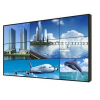 Wholesale 46 inch FHD 4K LCD Display , Multi Screen Video Wall Support Video / Audio / Images from china suppliers