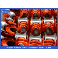 Wholesale 10.5Kg Galvanzied Frame Cable Laying Roller , Cable Pulling Rollers from china suppliers