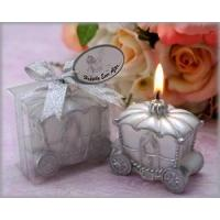 """Happily Ever After"" Carriage Candle"