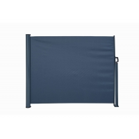 China 1M6 Outdoor Patio Wind Screens Retractable Automatic Roll Back Function on sale