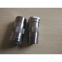 Wholesale Stainless steel beer valve joint,Customized cnc precision machining parts with all kinds of finishes from china suppliers