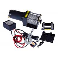 Wholesale Electric 2500 lb ATV Winch With Permanent Magnet Motor / 12 Volt ATV Winch from china suppliers