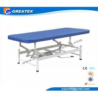Hydraulic Medical Lift Chair : Hydraulic patient medical examination couch chair with