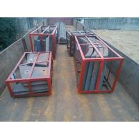 China Heat-treatment Packed in Steel Pallets Heat Resistant Aluminum Sand Castings wholesale