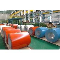Quality GBT12754 CGCC Steel Grade Prepainted Galvanized Steel Coil for Sandwich Panel for sale